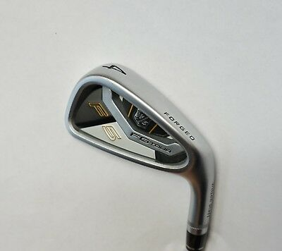 Wilson FG Tour F5 Forged 4 Iron S300 Stiff Steel Shaft Lamkin Grip