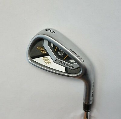 Wilson FG Tour F5 Forged 8 Iron S300 Stiff Steel Shaft Lamkin Grip