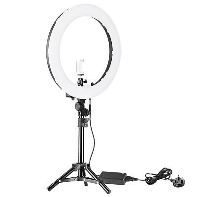 "Neewer 14 inches Outer Small LED Ring Light Lighting Kit with 32"" Light Stand"