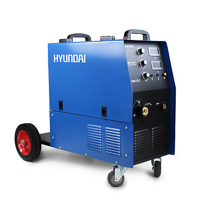 Hyundai Welding Machine MIG Welder 200 Amp 230V Pro Series + Full Kit HYMIG200I