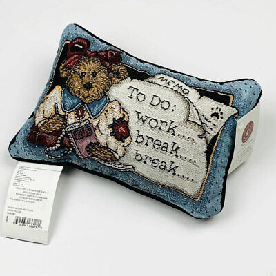 Boyds Bears Light A Candle For A Brighter World Mini Tapestry Afghan Throw