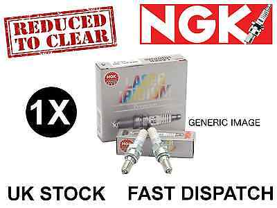 Ngk Laser Iridium Spark Plug Ifr7X7G 91039 *Free P&P* Reduced To Clear