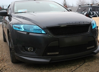 FORD MONDEO 4 MK4 Eyebrows Headlight Lids Eyelids Brows 2007-2013 year