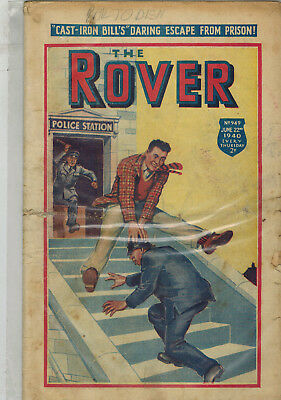 ROVER COMIC - No. 949 from 1940