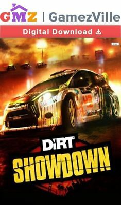 DiRT Showdown Steam Key PC Digital Download