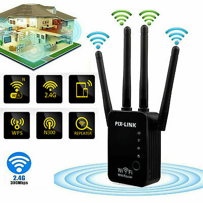 Best Wifi Extender Internet Booster Wireless Repeater for Laptop Computer Phones