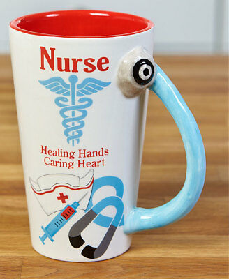 The Lakeside Collection Occupational Mugs - Nurse
