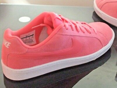 Nike Court Royale Suede Womens Shoes Trainers Size 5.5 - 8      916795 800