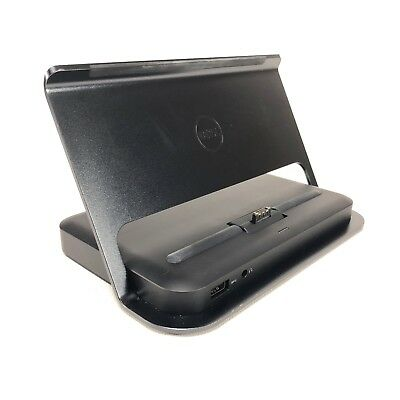 Dell K10A Black Docking Station Venue 11 Pro 5130 7130 7139 7140, No AC Adapter