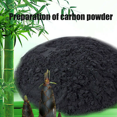 Natural Activated Carbon Charcoal Powder Teeth Whitening Food Grade Pure Organic