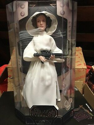 D23 Princess Leia Doll