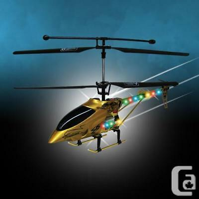 Falcon IX RC Helicopter