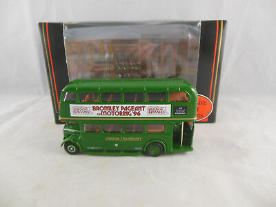 EFE Code 3 Bromley Pageant of Motoring 1996 AEC RT London Transport  Scale 1:76