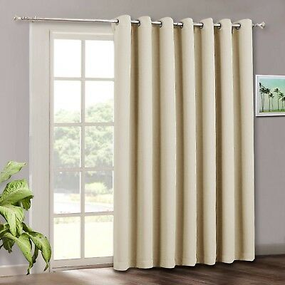 Vertical Blinds For Sliding Glass Doors Beige Window Patio Privacy