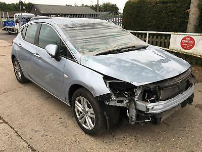 Vauxhall/Opel Astra 1.4i 16v Turbo AUTOMATIC 2016 16 DAMAGE REPAIRABLE SALVAGE