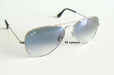fefcde4acc4efc LUNETTES DE SOLEIL Ray Ban 3025 003 3F 58-14 Aviator Medium Taille ...