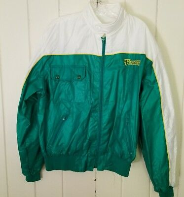 Vtg. VERNORS Ginger Ale Light Jacket sz Large ** New