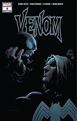 VENOM 4 2018 RYAN STEGMAN 1st PRINT NM SOLD OUT