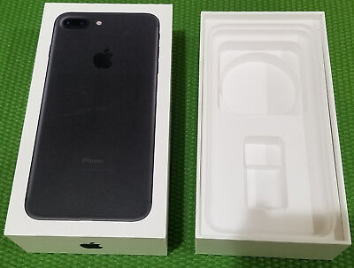 EMPTY RETAIL BOX ONLY for Genuine Apple iPhone 7 Plus MNQW2LL/A Model A1784 32GB