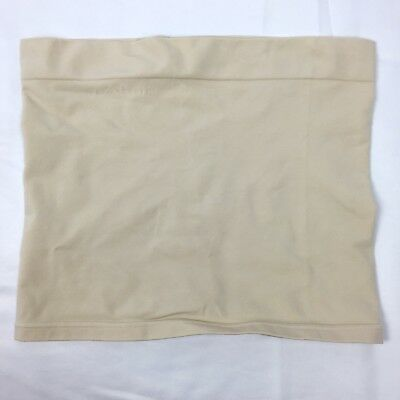 Mimi Maternity Beige Belly Band Pregnancy One Size