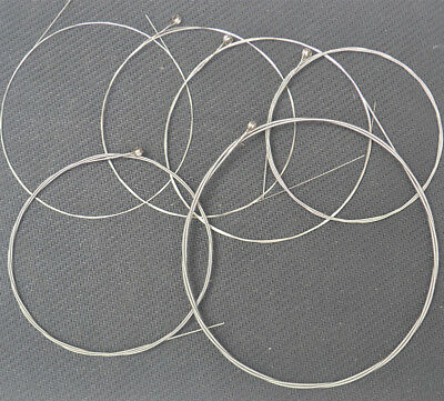Electric Guitar Strings  6PCS For One Set  Stainless Steel Strings