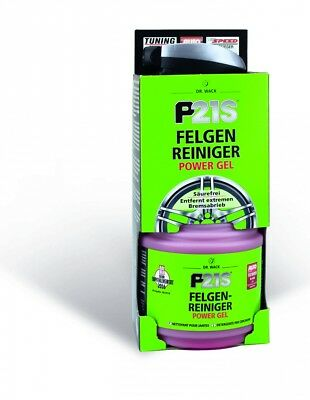 P21S Felgenreiniger POWER Gel 750 ml by Dr-Wack  22,27EUR/Liter