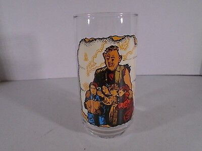 1985--The Goonies Movie--Sloth And The Goonies Glass (Look) Collector Series