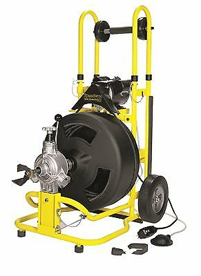 Cobra Products St-650 Speedway Drain Cleaning Machine 3/4 In. X 100 Ft.