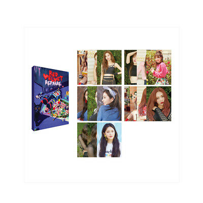Red Velvet 2nd Concert [RED MARE] Official Goods : Postcard - Member Set