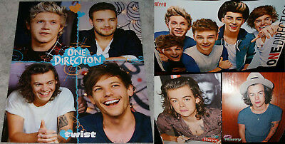 ONE DIRECTION 145x Clippings Pinups 1D Harry Zayn Naill+