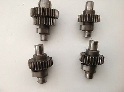 "Harley Davidson Sportster Set of  ""Q""cams in good conditionl."