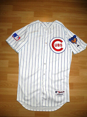 Chicago Cubs Trikot | Gr. M (40) | Authentic Majestic MLB Baseball Jersey 1969