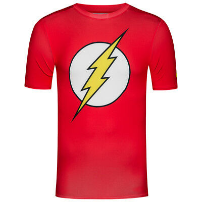 Under Armour Alter Ego The Flash Compression Funktionsshirt 1244399-605 neu