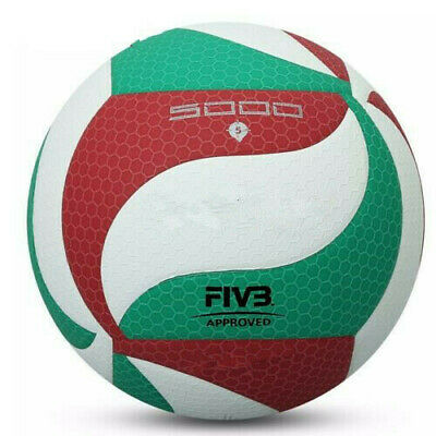 Molten Size5  Volleyball v5m5000 Soft Touch Indoor Outdoor Train Game PU Leather