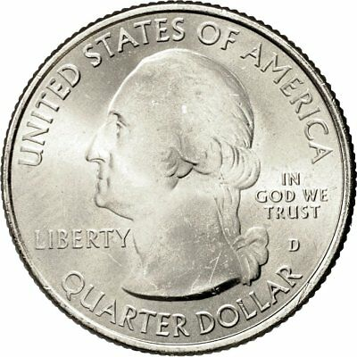 [#431246] Coin, United States, Quarter, 2011, U.S. Mint, Denver, MS(60-62)