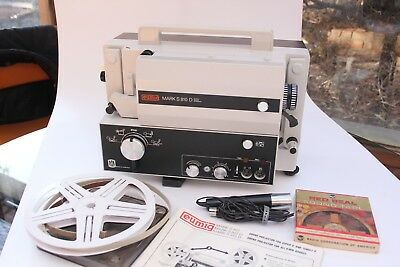 Eumig S 810 D Super 8 Sound Projector With Zoom Lens