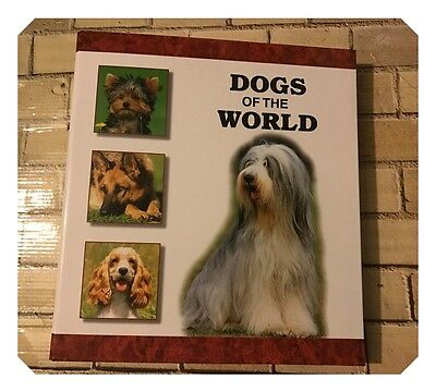 Dogs of the World Atlas Editions Binder (No Contents Included) New