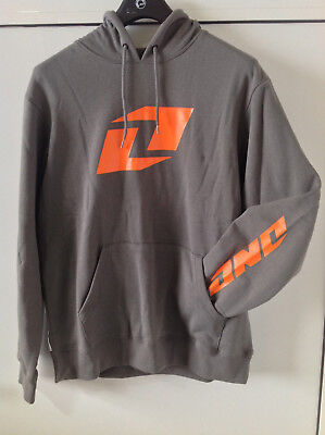 3613-006 Nos One Industries Icon Hoodie Pullover Gray Size - M , Xl , Xxl