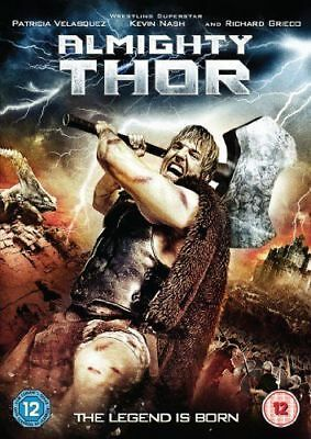 DVD Action - Almighty Thor (DVD, 2011)