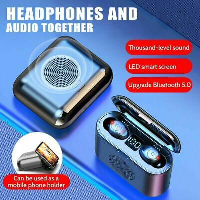 Wireless Headphones Headsets Bluetooth 4.2 Stereo On-Ear+MIC For iPhone, Samsung
