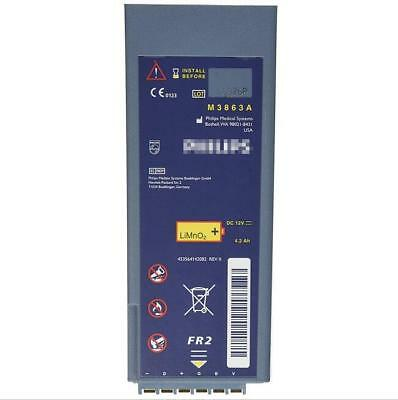 For Philips M3863A FR2 FR2 Plus M3860A M3841A M3860A FR2+ 12V 4200 mAh battery