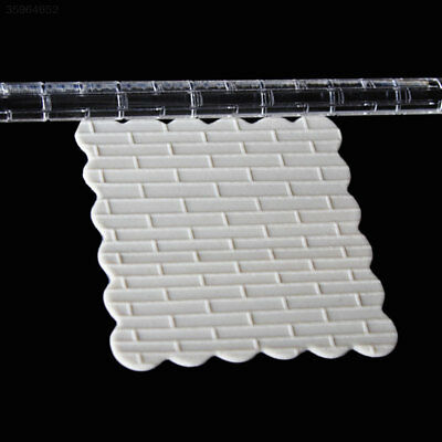 Rolling-Pin Baking-Tools Brick Texture Embossing For Fondant Decoration 852126D