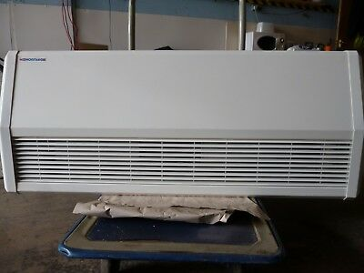 Diffusion Oasis 1000(E) 6Kw Door Air Curtain Heater Vertical Cased (A) - Unused.