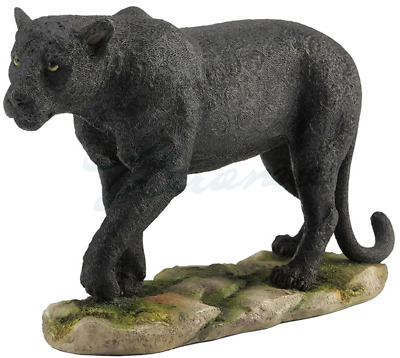 Black Panther Statue Sculpture Figurine - GIFT BOXED