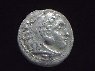 Greek Silver Drachm of King Philip III of Macedonia 323-316 BC,   CC8949