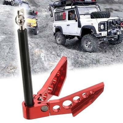1:10 Scale Metal Foldable Winch Anchor For RC Crawler Car Accessories