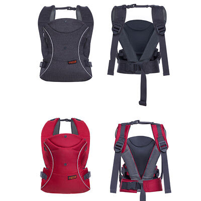 3 In 1 Ergonomic Infant Baby Carrier Backpack Breathable Airflow Mesh Summer US
