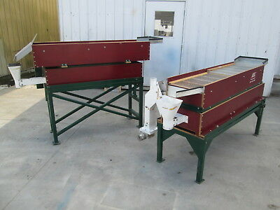 AEC Small Batch Seed & Grain Cleaner / Grading Table