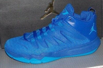 MENS NIKE JORDAN CP3.IX in colors ROYAL / BLUE / INFRED SIZE 10.5