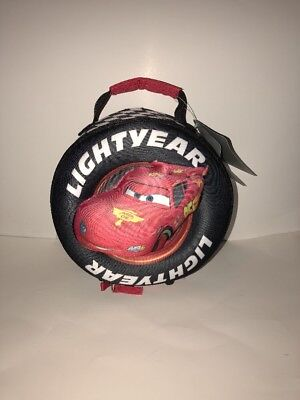 Disney Lightning McQueen Lunchbox And Water Bottle